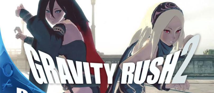 Gravity rush ps4