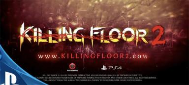 Killing Floor psn аккаунт
